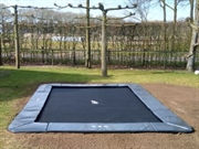 Akrobat Primus Flat to the ground trampoline ANTRACIET 305x183