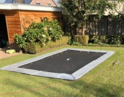Akrobat Primus Flat to the ground trampoline, 430x305 (uitlopend)