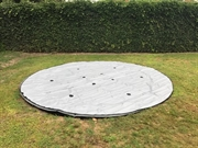 Afdekhoes, Primus flat to the ground trampoline